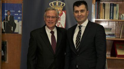 Ђорђевић: Србија ће добити регионални Институт за обуку родитеља деце са посебним потребама у развоју